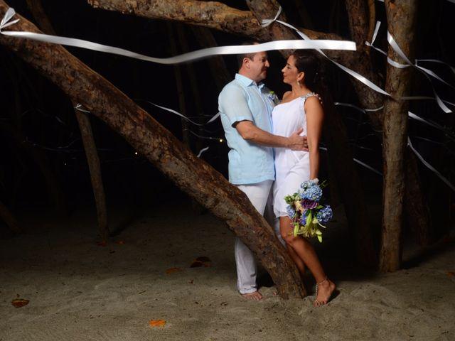 El matrimonio de Hernan y Diana en Santa Marta, Magdalena 12