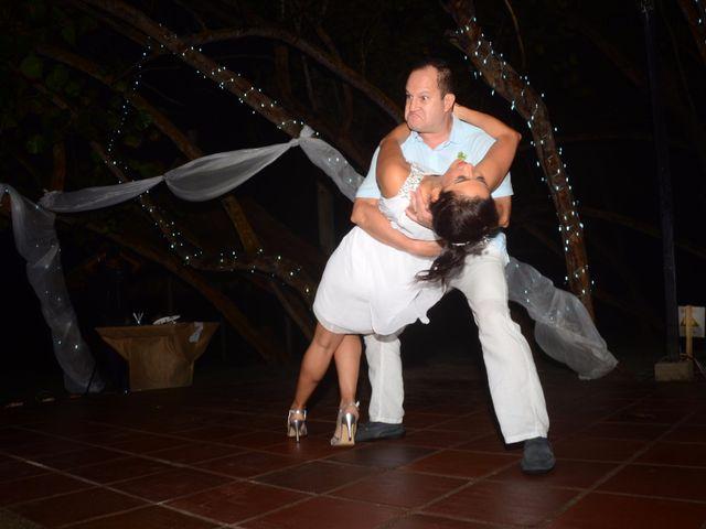 El matrimonio de Hernan y Diana en Santa Marta, Magdalena 14