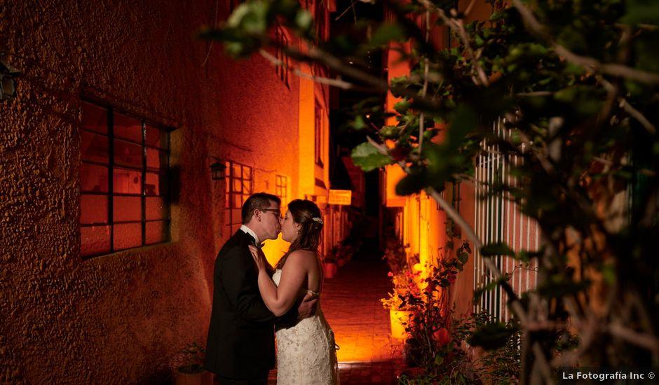 El matrimonio de Gregorio y Linda en Bogotá, Bogotá DC