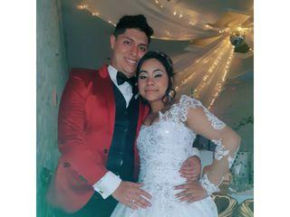 El matrimonio de Angie  y Esteban  1