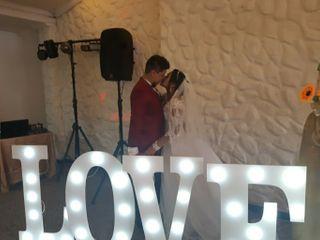 El matrimonio de Angie  y Esteban