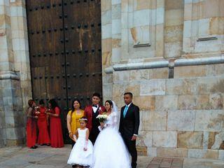 El matrimonio de Angie  y Esteban  3