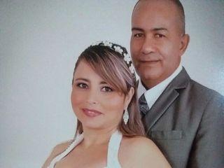 El matrimonio de MARIA  CRISTINA  y SAUL  3