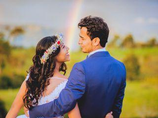 El matrimonio de Tatiana y Hector