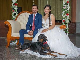 El matrimonio de Yessica  y Carlos