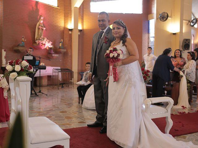 El matrimonio de SAUL  y MARIA  CRISTINA  en Pereira, Risaralda 3