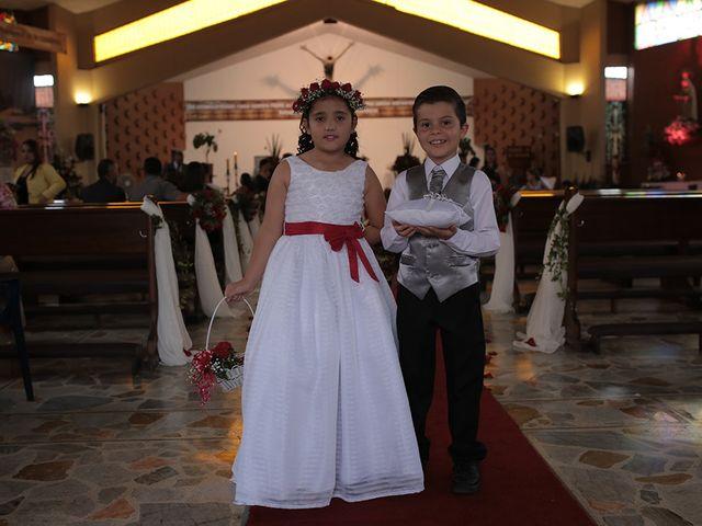 El matrimonio de SAUL  y MARIA  CRISTINA  en Pereira, Risaralda 6