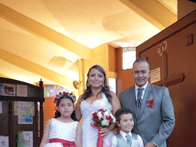 El matrimonio de SAUL  y MARIA  CRISTINA  en Pereira, Risaralda 10