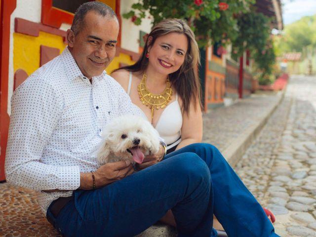 El matrimonio de SAUL  y MARIA  CRISTINA  en Pereira, Risaralda 11