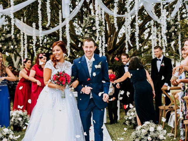 El matrimonio de Billy y Aleja en La Tebaida, Quindío 17