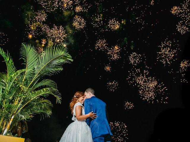 El matrimonio de Billy y Aleja en La Tebaida, Quindío 25