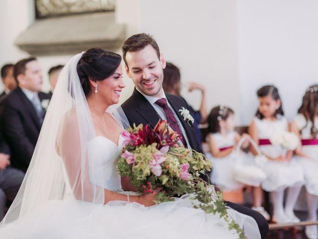 El matrimonio de Mario y Catalina en Popayán, Cauca 18