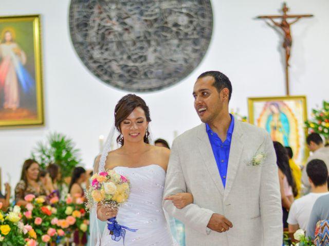 El matrimonio de Robert y Diana en Cali, Valle del Cauca 1