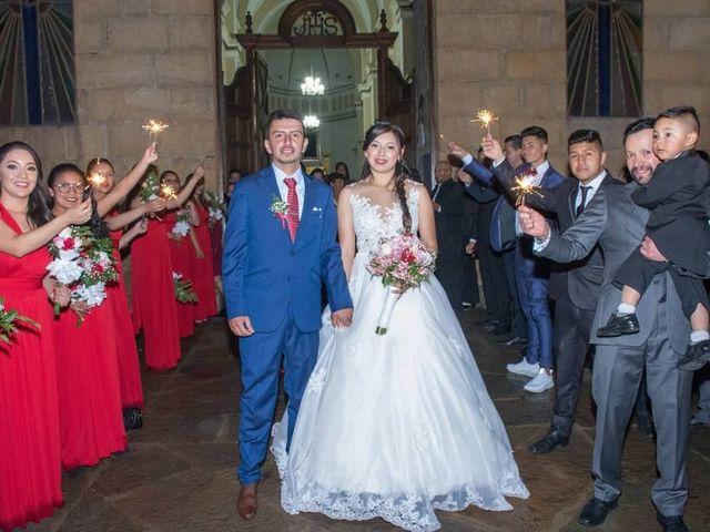 El matrimonio de Carlos  y Yessica  en Guachetá, Cundinamarca 1