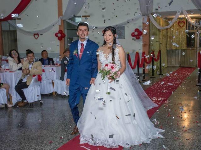 El matrimonio de Carlos  y Yessica  en Guachetá, Cundinamarca 2