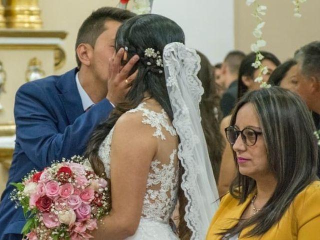 El matrimonio de Carlos  y Yessica  en Guachetá, Cundinamarca 3