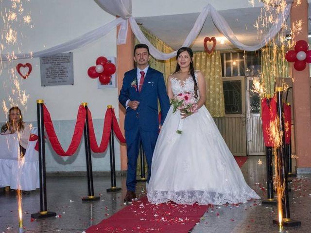 El matrimonio de Carlos  y Yessica  en Guachetá, Cundinamarca 4