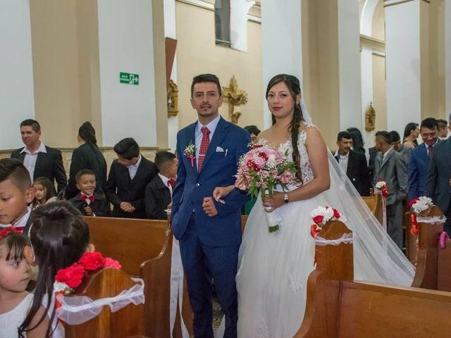El matrimonio de Carlos  y Yessica  en Guachetá, Cundinamarca 5