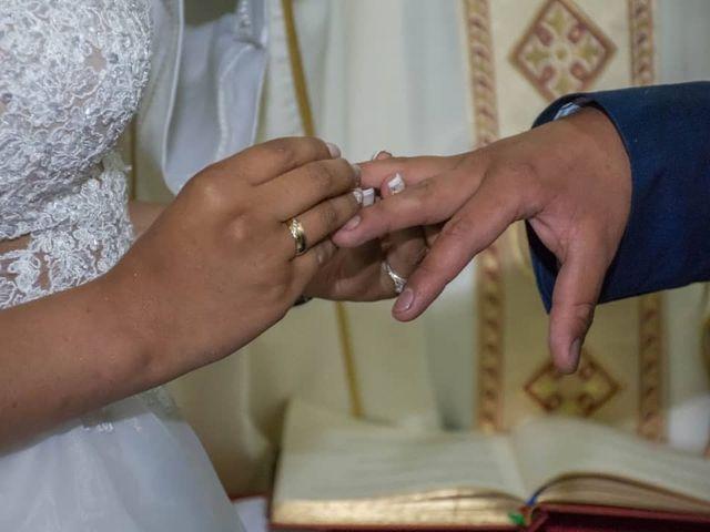 El matrimonio de Carlos  y Yessica  en Guachetá, Cundinamarca 6