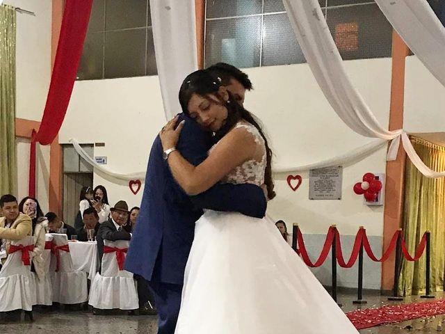 El matrimonio de Carlos  y Yessica  en Guachetá, Cundinamarca 9