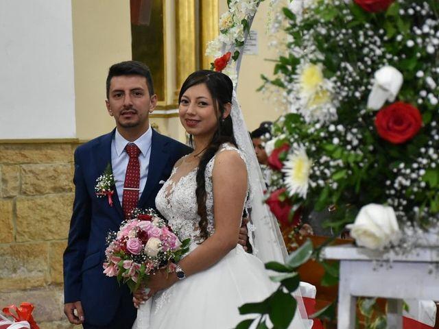 El matrimonio de Carlos  y Yessica  en Guachetá, Cundinamarca 10