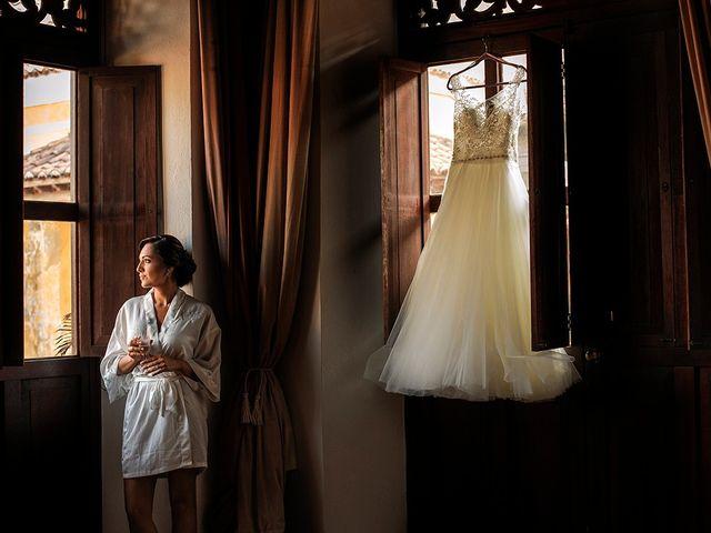 El matrimonio de Curtis y Liliana en Cartagena, Bolívar 16