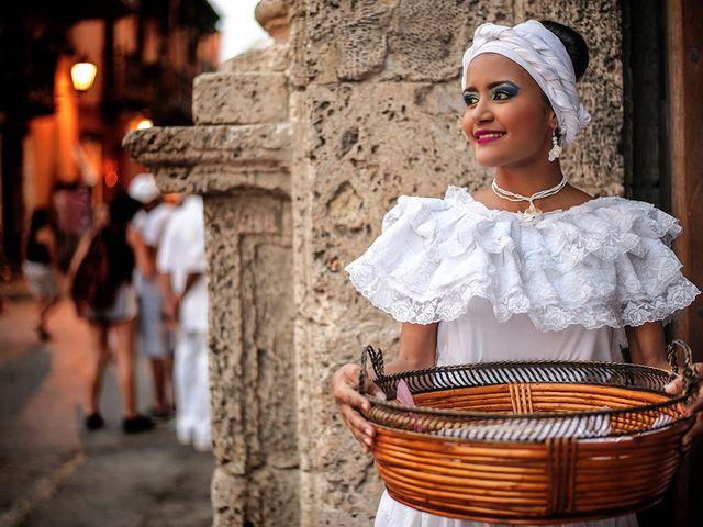 El matrimonio de Curtis y Liliana en Cartagena, Bolívar 29