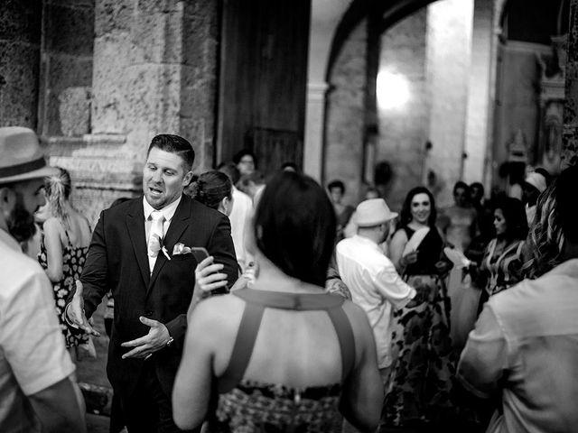 El matrimonio de Curtis y Liliana en Cartagena, Bolívar 32