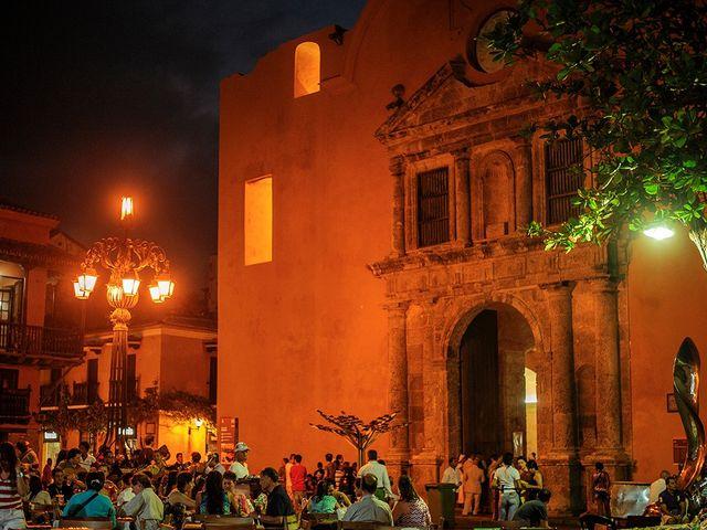 El matrimonio de Curtis y Liliana en Cartagena, Bolívar 34
