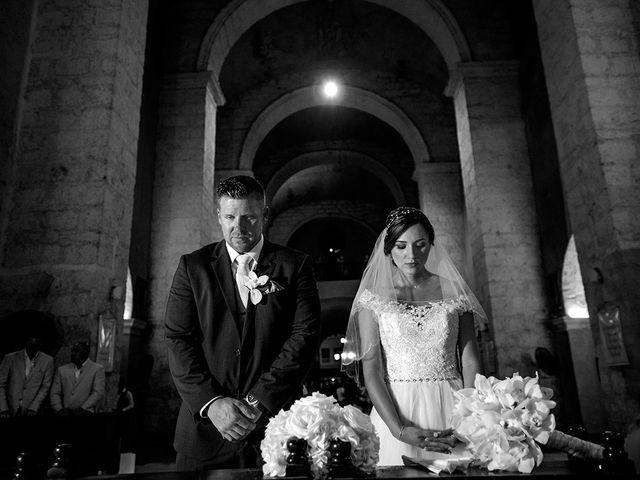 El matrimonio de Curtis y Liliana en Cartagena, Bolívar 38