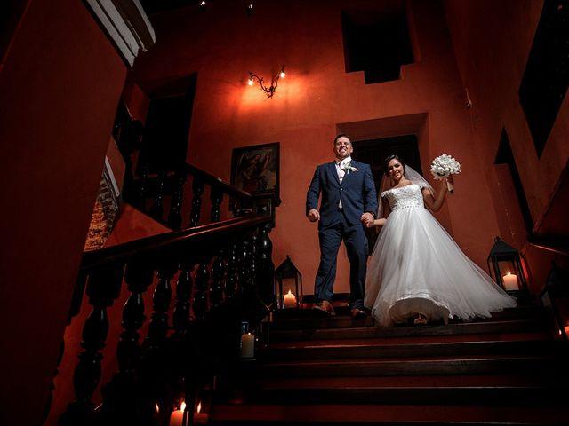 El matrimonio de Curtis y Liliana en Cartagena, Bolívar 54