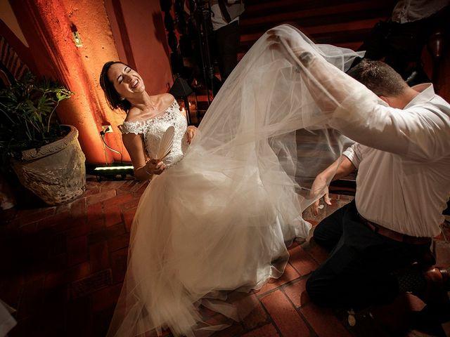 El matrimonio de Curtis y Liliana en Cartagena, Bolívar 65
