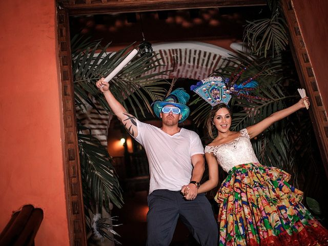 El matrimonio de Curtis y Liliana en Cartagena, Bolívar 66
