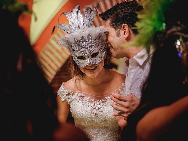 El matrimonio de Curtis y Liliana en Cartagena, Bolívar 69