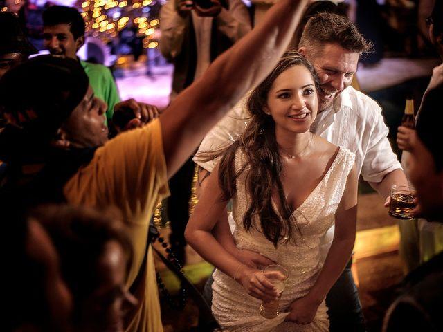 El matrimonio de Curtis y Liliana en Cartagena, Bolívar 74