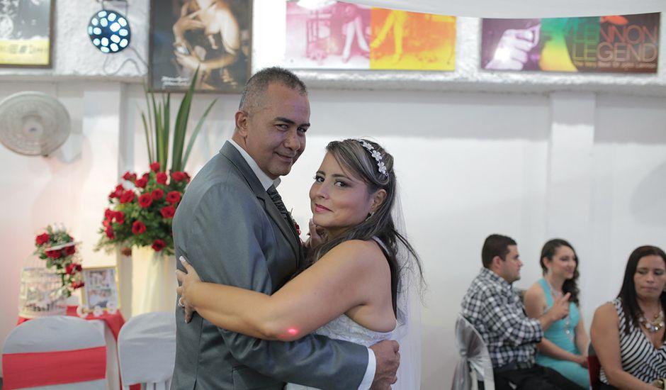 El matrimonio de SAUL  y MARIA  CRISTINA  en Pereira, Risaralda