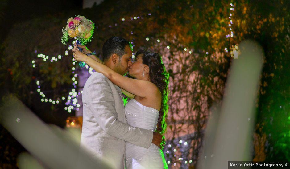 El matrimonio de Robert y Diana en Cali, Valle del Cauca