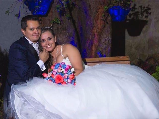 El matrimonio de Lorena y Giovanny