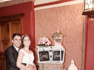 El matrimonio de Andrea y Santiago