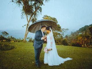 El matrimonio de jhonara y Diego 2