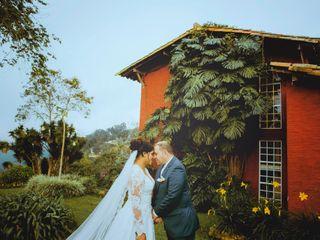 El matrimonio de jhonara y Diego 3
