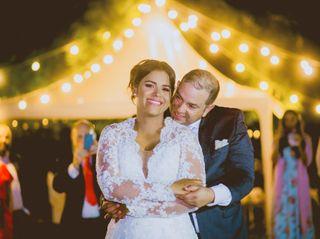 El matrimonio de jhonara y Diego