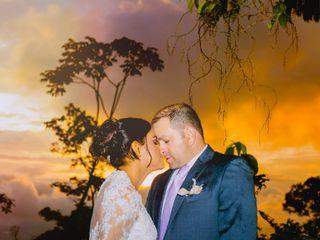 El matrimonio de jhonara y Diego 1