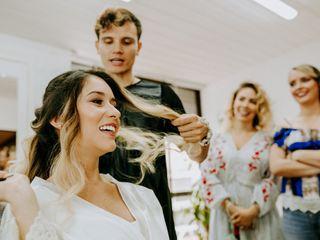 El matrimonio de María José y Pedro 1