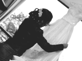 El matrimonio de Mónica y Miguel 1