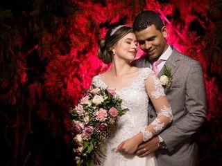 El matrimonio de Marianella y Juan Camilo