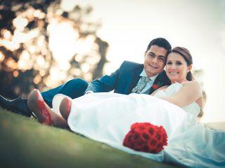 El matrimonio de Vivian y Fabio