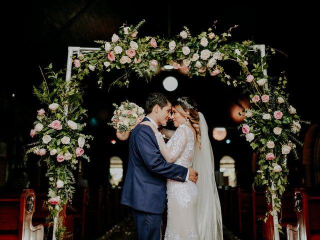 El matrimonio de Pedro y María José en Pereira, Risaralda 41