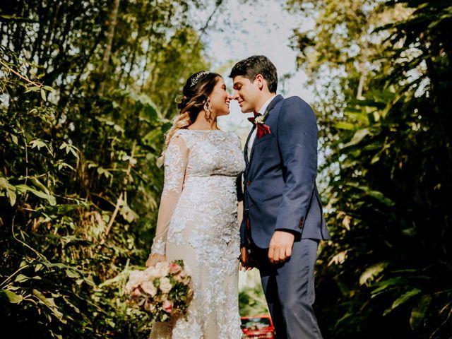 El matrimonio de Pedro y María José en Pereira, Risaralda 45