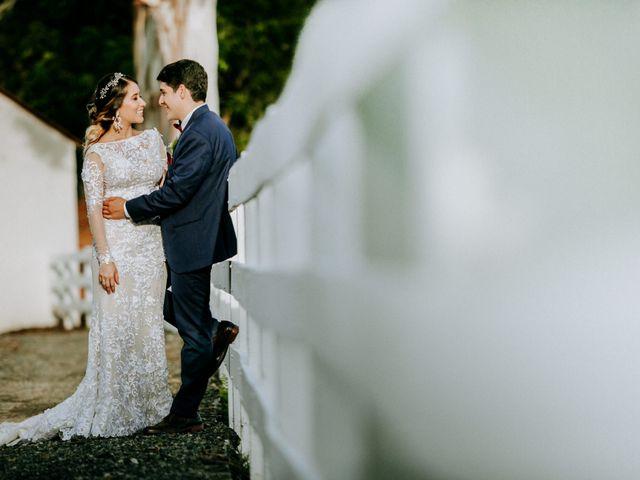 El matrimonio de Pedro y María José en Pereira, Risaralda 50